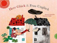 """""""Herr Glück & Frau Unglück"""" ist ein unterhaltsames Bilderbuch, welches Kindern sowie auch Erwachsenen ein wahrhaftiges Leseereignis bietet. Es kann zum einen die eigene Lebenseinstellung zum Positiven wandeln, zum anderen sogar bei Nachbarschaftstreitigkeiten zur Vorsöhnung dienen. Alles in allem ein gelungenes, humorvolles Bilderbuch mit ausgezeichneten Illustrationen."""