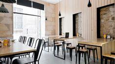 OPetit Enk street food restaurant by Hekla, Bordeaux   France fast food