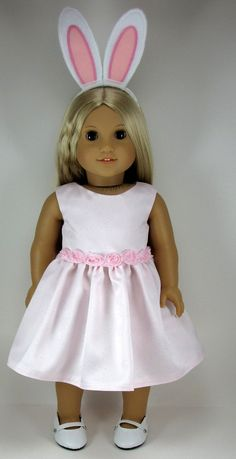 18 Doll Clothes American Girl Doll Headbands by ZigZagFashions