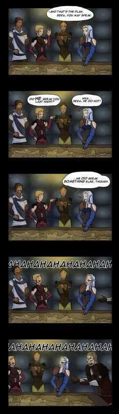 Dragon Age Comic - Planning by YukiSamui on deviantART