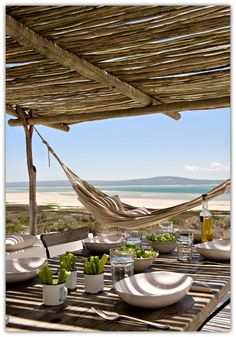 Art Symphony: Beach house in South Africa