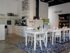Hotel Droog Amsterdam: design store and lunchroom in the heart of the city!