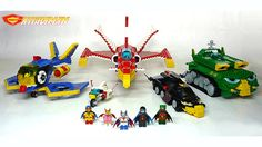 LEGO Gatchaman
