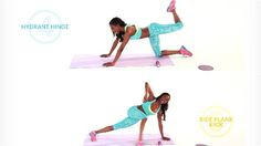Bikini Bodies, 5 Ways, Health And Beauty, Fashion News, Kicks, Exercise, Yoga, Workout, Motivation
