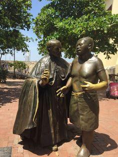 san-pedro-claver Buddha, San, Sculpture, Statue, Outdoor, Angels, Wayfarer, Belle, City