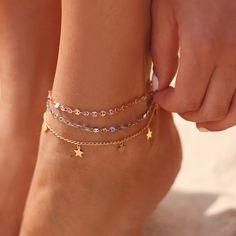 Inspiring Reasons I Love Jewelry Ideas. Intoxicating Reasons I Love Jewelry Ideas. Ankle Jewelry, Dainty Jewelry, Opal Jewelry, Ankle Bracelets, I Love Jewelry, Body Jewelry, Jewelry Accessories, Women Jewelry, Jewelry Design