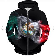 - World's Largest All-Over-Print Online Store! Card Tattoo Designs, Aztec Tattoo Designs, Mexican Flag Tattoos, Girls Apartment, Mexican Flags, Mexican Art, Bandana Outfit, Mexican Outfit, Girl Swag