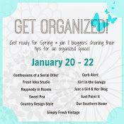 Get Organized Tour Highlights