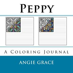 Peppy (A Coloring Journal)