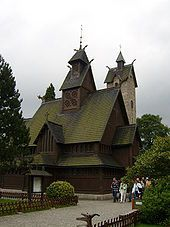 Vang stave church in Karpacz in the Karkonosze mountains of Poland Ukraine, Types Of Timber, Scandinavian Countries, Old Churches, Church Building, Christian Church, Krakow, Kirchen, Norway