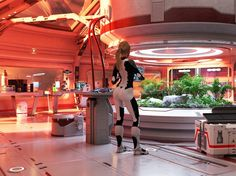 genesis by Darien Liddell Sci-Fi CGSociety Spaceship Interior, Futuristic Interior, Spaceship Art, Spaceship Design, Spaceship Concept, Futuristic Design, Futuristic Architecture, Futuristic City, Sci Fi Environment