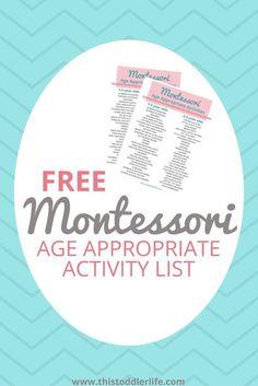 Montessori Basics |