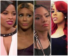 Serious Question: Should Toya, Tamar And Rasheeda Apologize To K. Michelle?