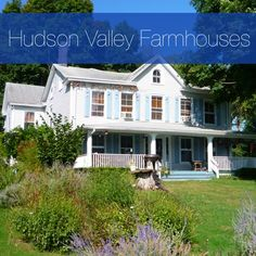 Rarified Hudson Valley Farmhouses for Sale | Pick of the Week MY house  #farmhouse #hudsonvalley #ulstercounty #catskills
