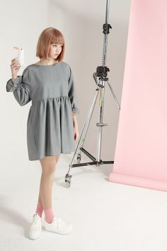 Angel Dress Grey http://www.thewhitepepper.com/collections/dresses/products/grey-angel-dress