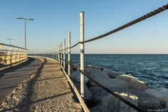 Where to look for the best view - Because even if you do not know a place... You already know where to look for the best view. Fano, Marche, Italy