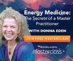 You know that everything is energy. But how do you apply this to your life? Learn powerful ways to bring energy medicine into your daily life.