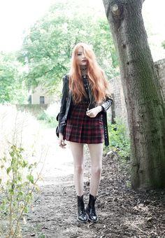 Olivia Emily - UK Fashion Blog.: Moth Knit.