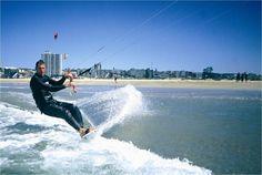 Kite Surfing! Port Elizabeth, Kite, Niagara Falls, Surfing, Nature, Travel, Naturaleza, Viajes, Dragons