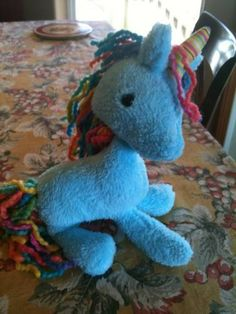 unicorn farts cotton candy   love this unicorn sooo much, she has the cutest proportions ...