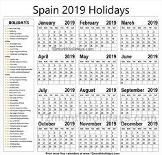 Austria School Holidays 2019 Holidays Calendar 2019 Pinterest