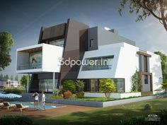 Home design render done by 3dpower