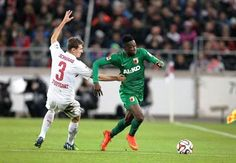 I want to be at Afcon despite Augsburg duty,says Ghana's Rahman