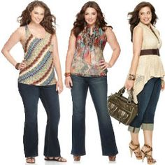 SEXY OUTFITS FOR plus size clothing | Trendy Plus Size Clothes | NetworkedBlogs by Ninua