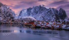 """Τhe Norwegian fishing village with an estimated population of just about 300. The village is nestled in the Lofoten Archipelago, a picturesque string of islands within the Arctic Circle.Please  <a href=""""https://www.facebook.com/YiannisPavlis4"""">Visit me on Facebook!</a>."""