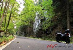 #motovoyager #motorcycletrip #motorcycleroad #travel #poland #polska #droga100zakrętów #openroad