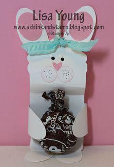 Easter Bunny Lollipop Holder