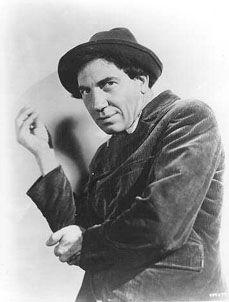 Chico Marx, comedian, actor 1887-1961