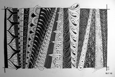 intricate doodles