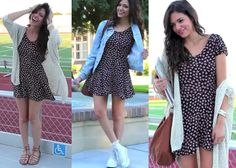 Bethany Mota Back to School Outfit
