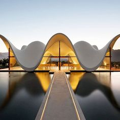 """BRG Magazine: """"Chapel in a South African Wine State, just outside Cape Town. Designed by Steyn Studio and TV3…"""""""