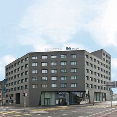 Hotel Grosspeter Multi Story Building, Fine Dining, Architecture