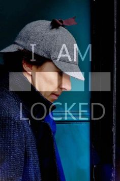 I am Sherlocked.  I almost like this one better than the actual one.