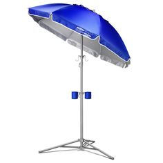Wondershade Ultimate, Portable Sun Shade, Royal Blue for sale online Shade Umbrellas, Patio Umbrellas, Market Umbrella, Beach Umbrella, Tommy Bahama, Portable Shade, Latte, Cantilever Umbrella, Parasols
