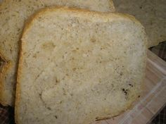 Italian Parmesan Bread For Bread Machine Recipe - (1/2 all but yeast amount for 1 lb loaf)