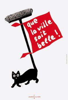 Campagne de propreté, Aubervilliers, que la ville soit belle, poubelles, déjections canines, crottes de chiens, dans les caniveaux tu peux l...