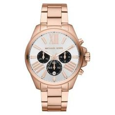 Michael Kors Wren Unisex Watch, Rose gold