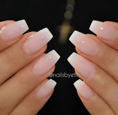 A French manicure is a truly classic nail polish look. Perfect for a clean, crisp and stylish finish to any outfit, the French manicure is often favoured by man