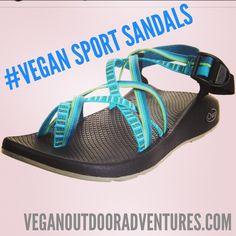 100% Vegan Sport Sandals from Teva, Chaco & LUNA! >>  http://www.veganoutdooradventures.com/vegan-sport-sandals