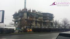 Imobil Rezidential D+P+M+10E - Iuliu Maniu - Cotroceni - Bucuresti