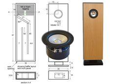 6moons audio reviews: Robyatt Audio Ridge Diy Speakers, Wireless Speakers, Diy Home Automation, New Electronic Gadgets, Speaker Plans, Speaker Box Design, Audio, Cool Electronics, Smart Home Technology