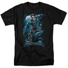 Smaug Poster Adult Ringer T Shirt L Sons of Gotham Hobbit