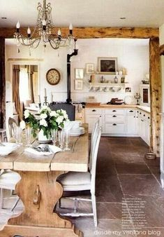 Classic, elegant and comfortable, the farmhouse kind of decorating is about keeping things easy and organic. Decorating a house can ** Want to know more, click on the image.
