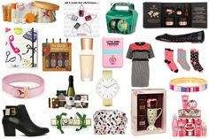 Christmas Wishlist 2015 Gifts for Her