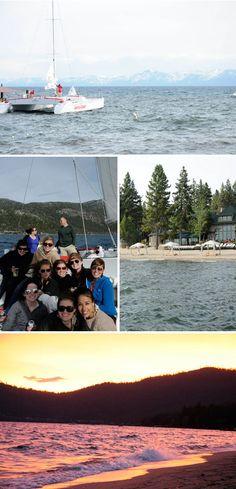 Brides: Bachelorette Party Destination: Lake Tahoe