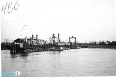 arkiv.dk | Orehoved færgehavn. 1935. Vordingborg Lokalhistoriske Arkiv, B3479